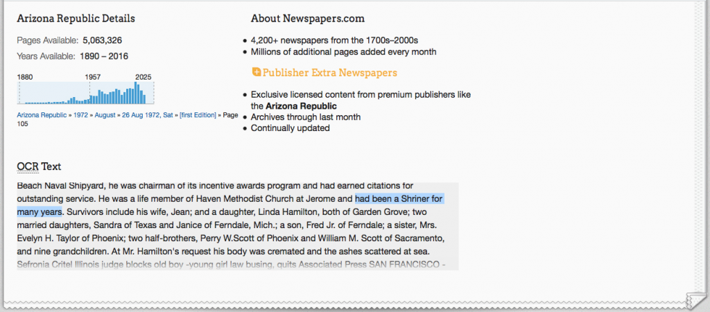 michael-caserta-stackpot-grandfather-shriner-freemason-arizona-janice-newspaper-arizona-republic