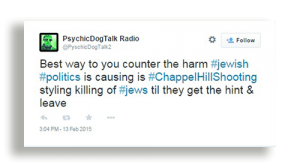 PsychicDogTalk Radio (David Joseph Lenio on Twitter)