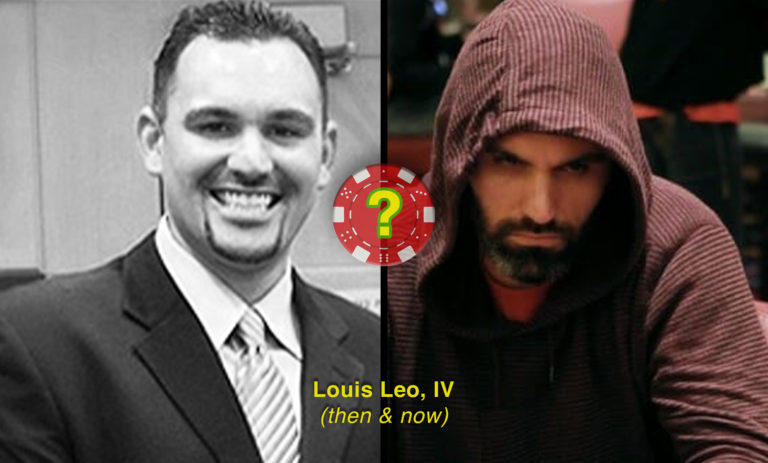 Is Louis Leo, IV a Desperate Gambler?